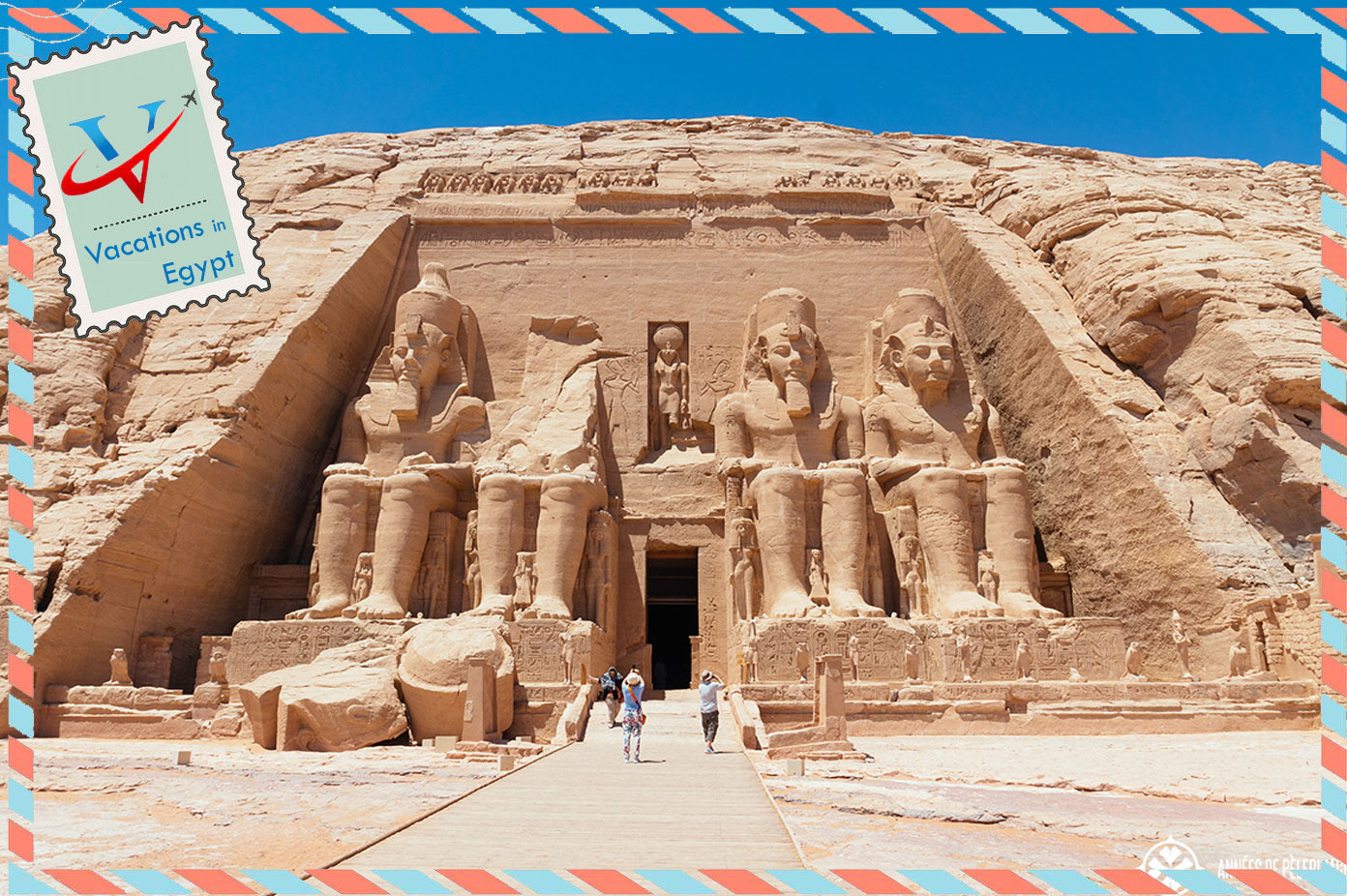 Day trip to Abu Simbel from Aswan