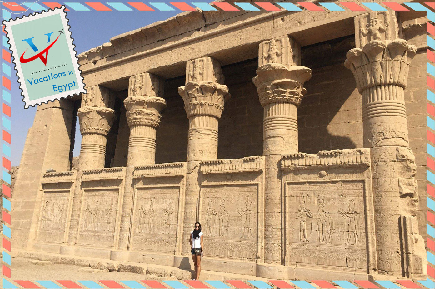 Trip to Dendera and Abydos Temples