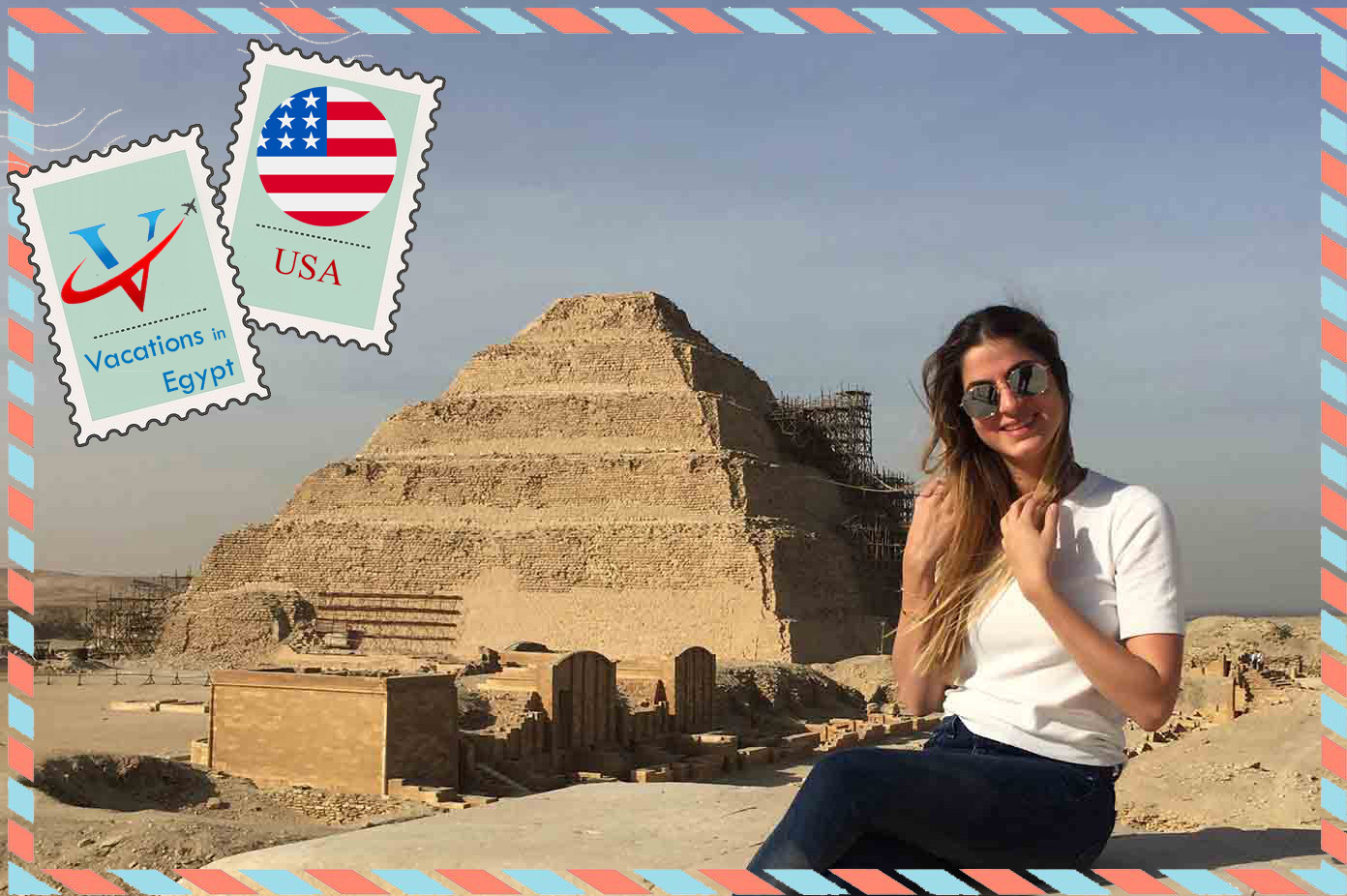 vacation packages to Egypt from USA