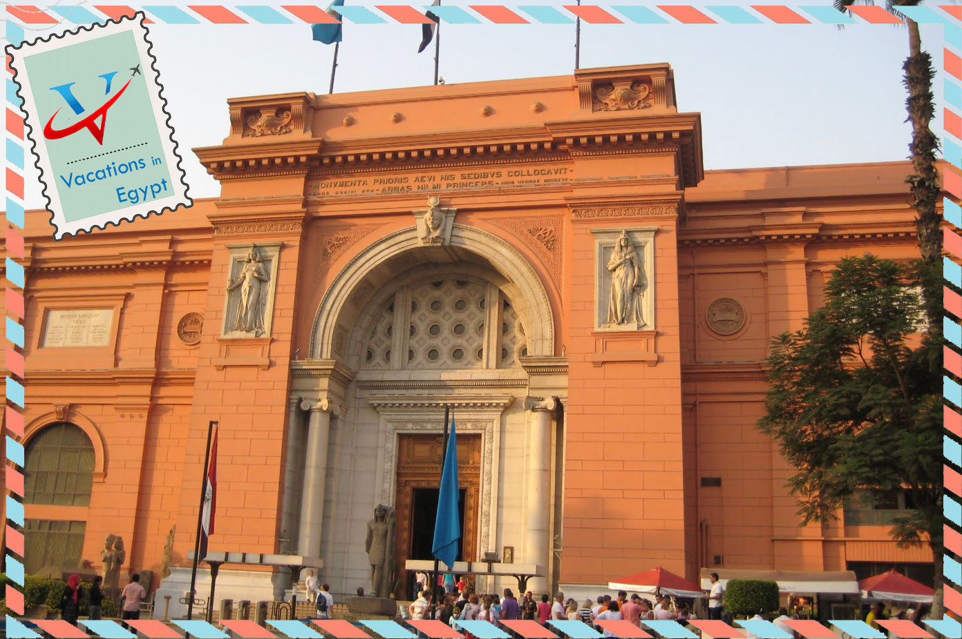 Day Trip to Egyptian Museum Old Cairo