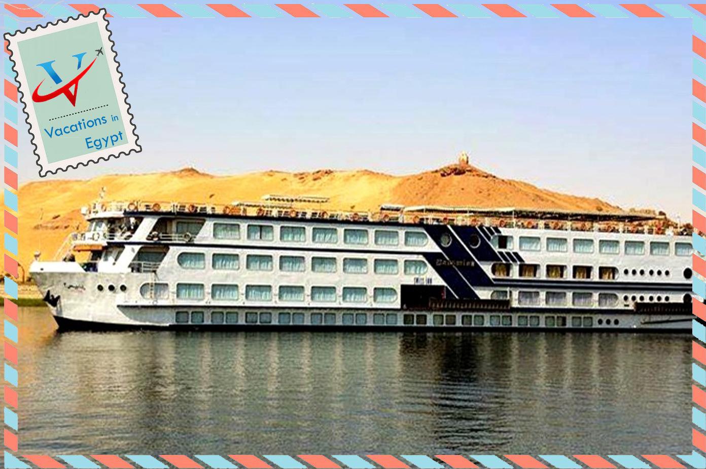 MS Radamis II Nile Cruise