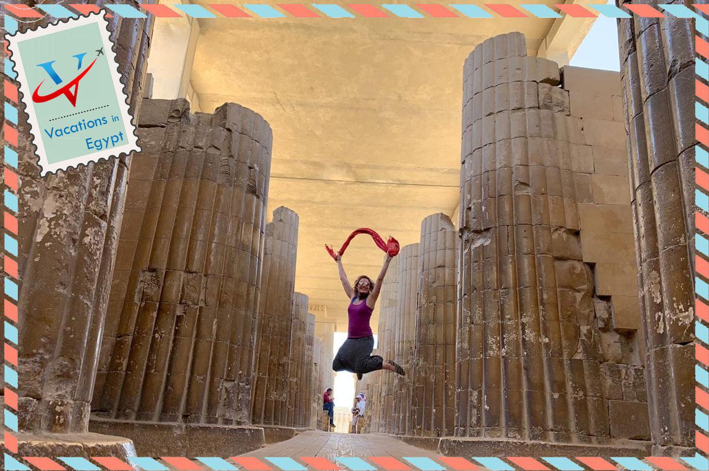 Pyramids of Egypt tour