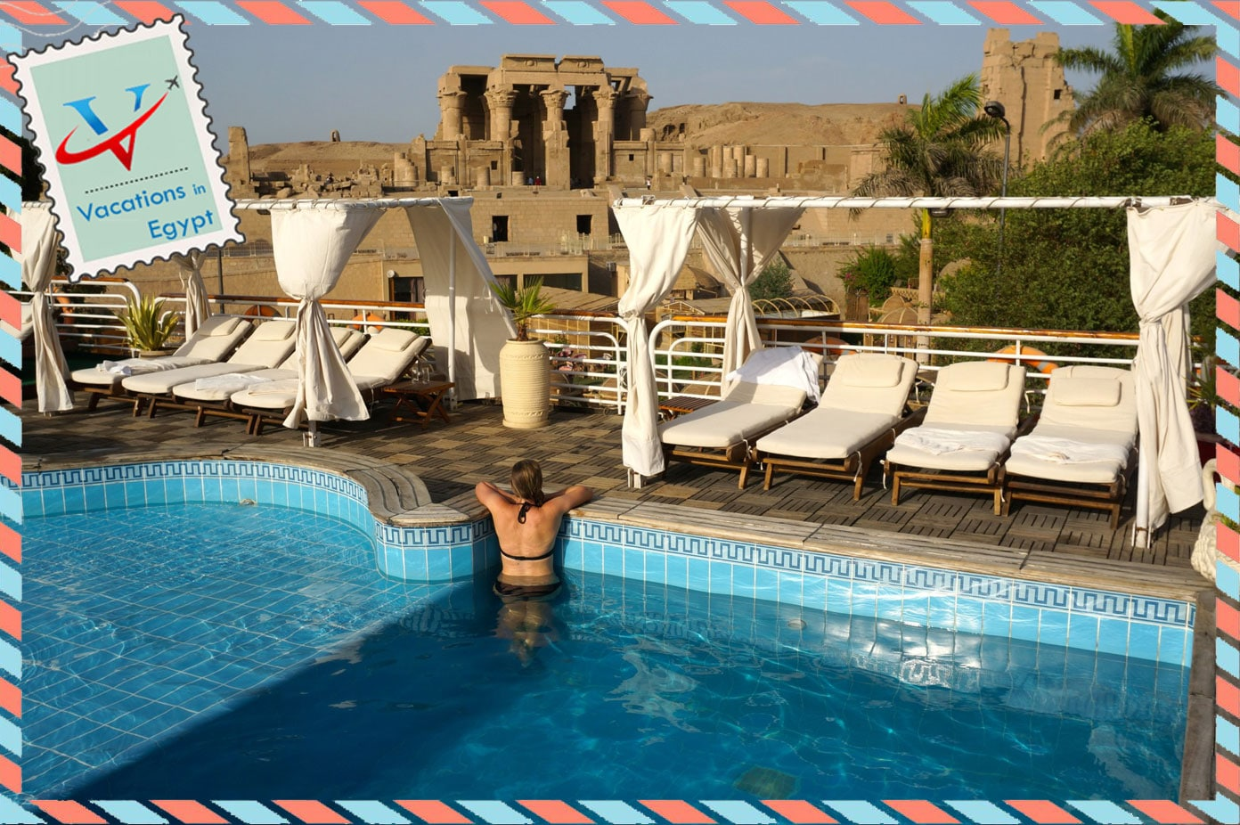 5 Days Nile Cruise from Hurghada to Luxor and Aswan