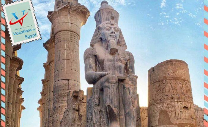 8 days tour in Egypt