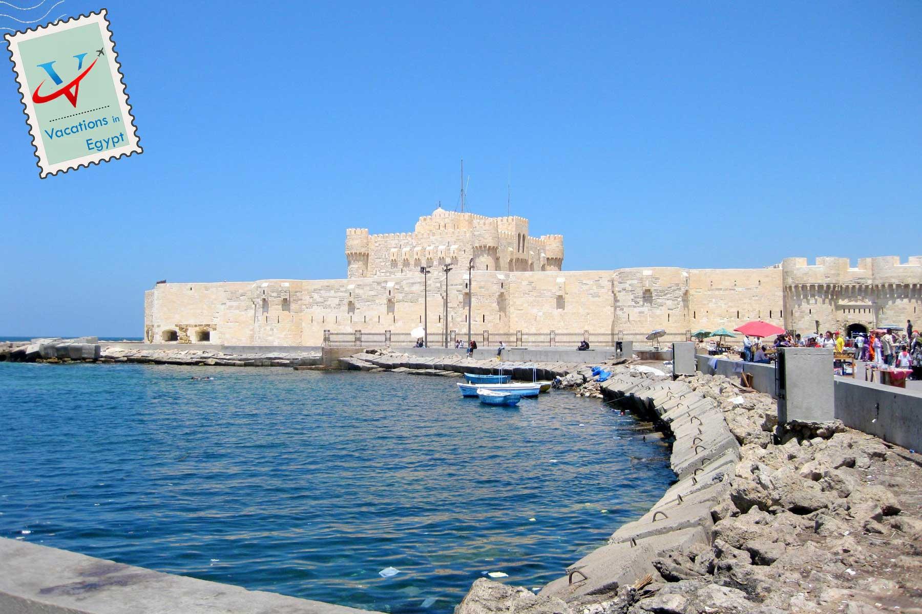 alexandria egypt tourism