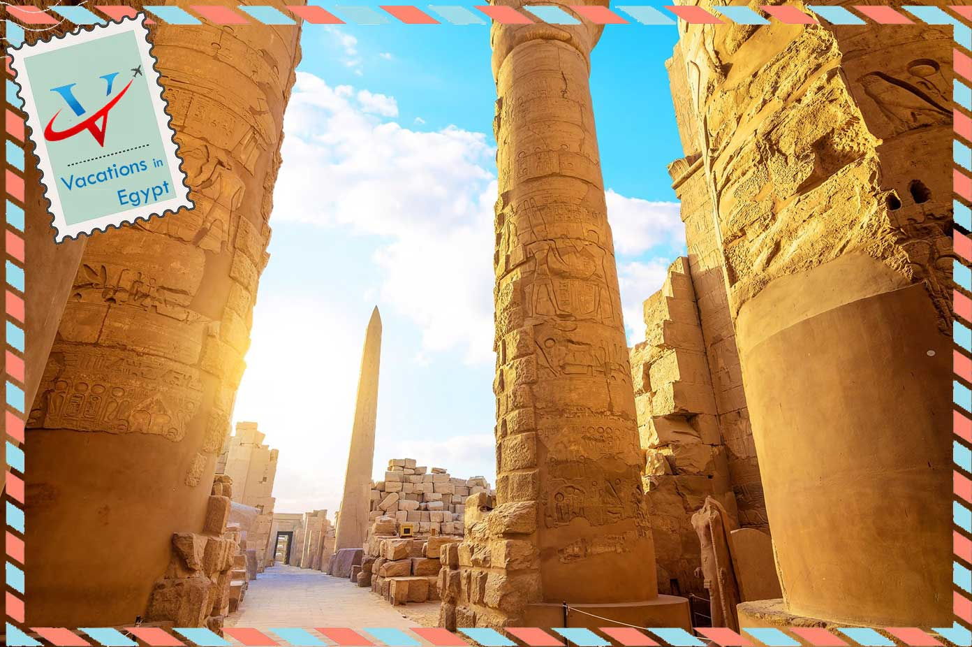 Luxor tour from sharm el sheikh