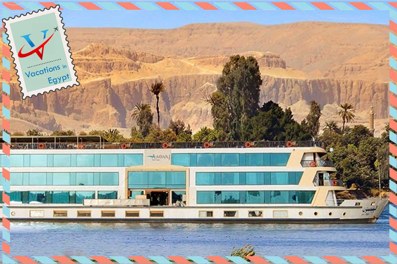 Amwaj Nile Cruise Egypt